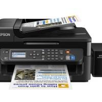 PRINTER EPSON L565 ALL IN ONE PRINT, SCAN, COPY, FAX, WIFI ORIGINAL