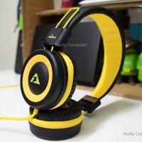 ARMAGGEDDON Molotov 5 Headset Gaming. Dgn kekuatas BASS tertinggi