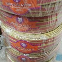 Strapping Band / Tali Packing Kardus SINGA PLASTIK isi 2 Kg