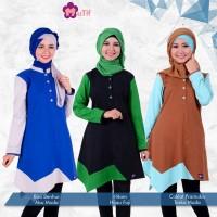 Tunik Muslim untuk Pesta, Tunik Muslimah Terbaru, Baju Tunik Wanita Mu