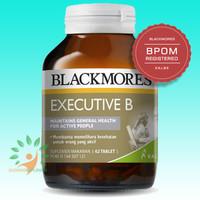 BLACKMORES Executive B 62 Kapsul - KALBE - BPOM - Pereda Stress