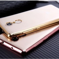 TPU SHINE Xiaomi Redmi Note 3 4 soft case back cover casing silikon hp