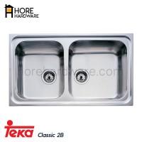 TEKA Bak Cuci Piring / Kitchen Sink CLASSIC 2B