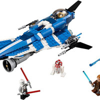 Jual Lego SY 500 Anakin's Custom Jedi Starfighter ( Star Wars / Space War ) Murah