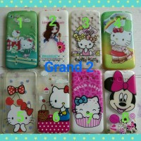Case Samsung Galaxy Grand 2 (g7102/g7106/g7108) Motif Paris