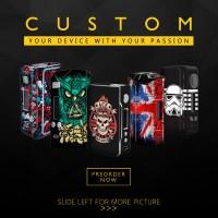 Custom Garskin Mod Vapor / Skin Vape