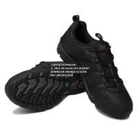 Sepatu Karrimor Summit Hitam Kulit Size Jumbo