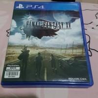 Jual BD PS4 FF XV REG 3 2ND Murah