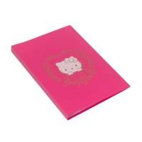 Jual Display book/clear holder F4 40p Hello Kitty Murah
