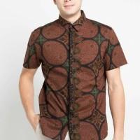 Jual Kemeja Batik Pria Modern Branded Arthesian Original Exclusive HandMade Murah