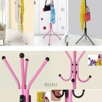 Multifunction Standing Hanger/ Gantungan Baju Payung Multifungsi