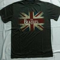Jual Kaos Musik The Beatles Murah