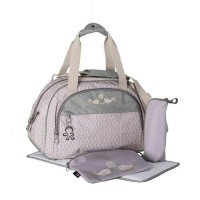 Jual Okiedog Shuttle Tweet Tweet Beige Diaper Bag Set Baby Bag Set Murah