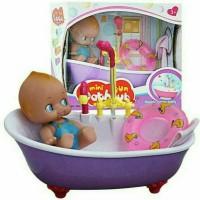 Jual Mainan Anak Pancuran Bayi Baby Mini Fun Bath Tub Bathtub Murah