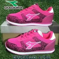 harga Sepatu Diadora Diangelo Jr Pink Tokopedia.com