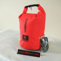 Jual Dry Bag Consina 5 Liter Red Original Murah
