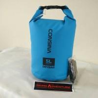 Jual Dry Bag Consina 5 Liter Blue Original Murah