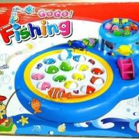 Mainan Pancing Ikan Gogo 2 Kolam