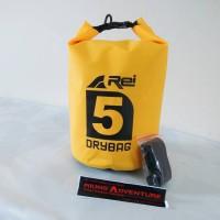 Jual Dry Bag Rei 5 Liter Yellow Original Murah