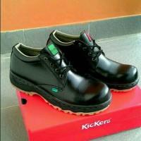 sepatu kickers safety kerja lapangan#sepatukerja