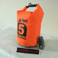 Jual Dry Bag Rei 5 Liter Orange Original Murah