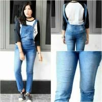 Jual overall jeans 887 Murah