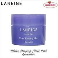 LANEIGE Water Sleeping Mask Lavender 15ml / WSM
