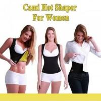 Cami Hot Shaper Slimming Vest - Hot Shaper Rompi Pembakar Lemak