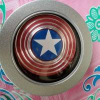Jual fidget spinner captain america Murah