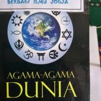 Agama-Agama Dunia - Jurusan Perbandingan Agama UIN SunanKalijaga Jogja