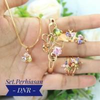 Jual set perhiasan xuping murah Murah