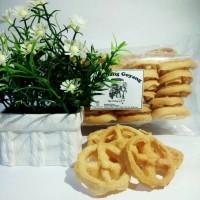 Kue Tradisional Kembang Goyang (100Gram)