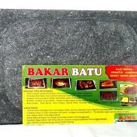 Jual BATU BAKAR GRANITO BATU PANGGANG SATE RJMS FREE BUBBLE TERBATAS Murah