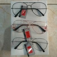 Jual kacamata korea murah aviator fashion trendy keren gaya hit best seller Murah
