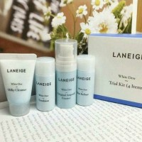 Jual Laneige White Dew Trial Kit Murah