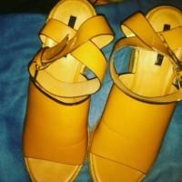 sepatu wedges zara basic murah