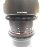 Jual Samyang lens for sony 14mm Murah