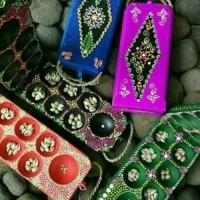 Jual Congklak lipat kayu batik/Dakon/Permainan Anak Tradisional Edukatif Murah