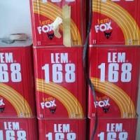LEM FOX KUNING 168 (10KG) GOJEK