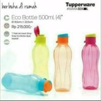 Jual Eco Bottle 500 ml - Botol Minum Tupperware Murah