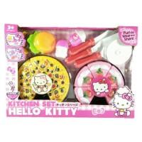 Jual mainan anak pizza n cake hello kitty 3203M Murah