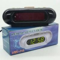Jual jam digital LED /weker/alarm kamar tidur VST-716 Murah