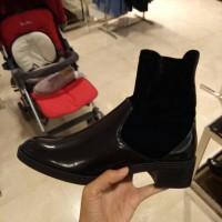 zara sepatu wanita boots