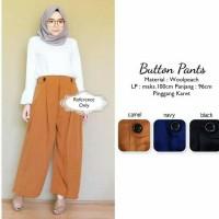celana panjang wanita hijab muslim kulot pants cullote culote culot