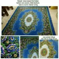 Jual karpet permadani import dubai turki murah bagus Murah