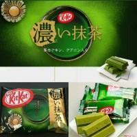 Jual Kitkat rich/dark matcha Murah