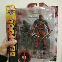 Jual MARVEL SELECT DEADPOOL ORIGINAL MOC Murah