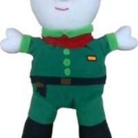 Jual Mainan Edukatif / Edukasi Anak - Boneka Tangan Profesi Tentara /Army Murah