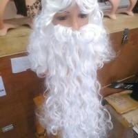 Jual L10371 Wig Santa Premium KODE PL10371 Murah