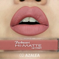 Jual Purbasari Hi Matte Lip Cream 02 Azalea Murah